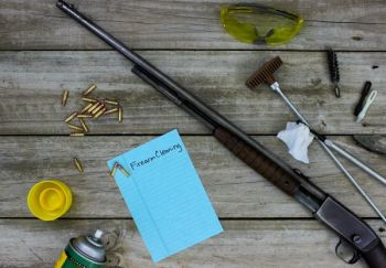 Keeping firearms clean is an important, though unpleasant, part of hunting, but Swab-its is making it easier and less messy to do this task.