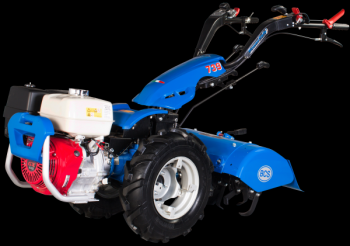 Develop and maintain lush food plots with BCS America's Harvester and Professional series two-wheel tractors.