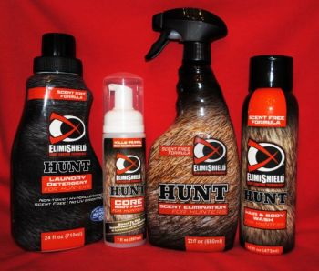 ElimiShield scent-control products